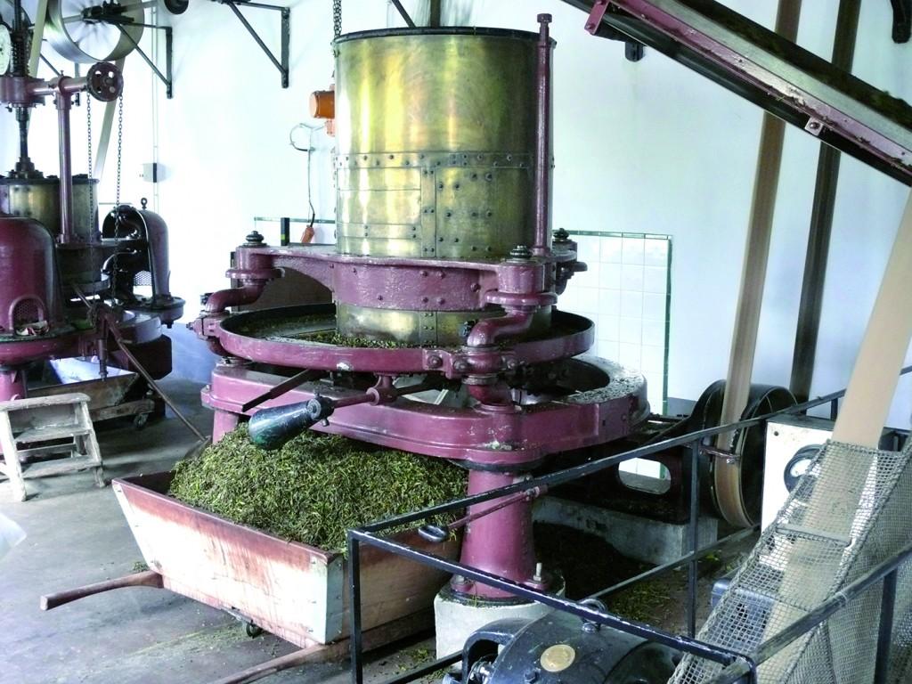 Herstellung Presse